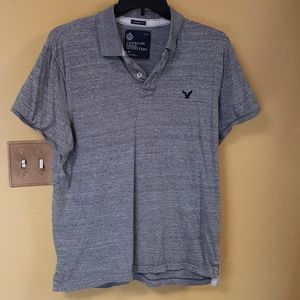 American Eagle athletic fit polo